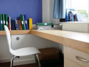 ensuite study area