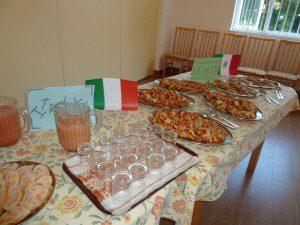 International Food Activity