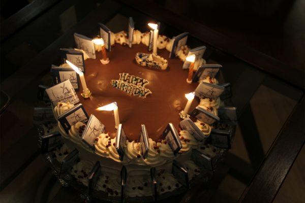 Dutch Birthday Cake